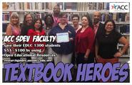 Texbook Heroes EDUC Faculty