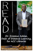 Erasmus Addae, Dean of Distance Learning (2018)