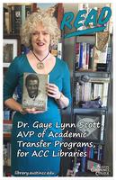 Gaye Lynn Scott, Assoc VP of Academic Transfer (2018)
