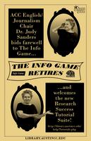 Retiring the Info Game(2016)