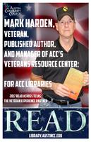 Mark Harden, Manager, Veterans Affairs (2017)