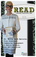 Molly Beth Malcolm, Exec VP, Campus Operations & Public Affairs (2017)
