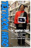 Nandini Chari, Textbook Hero (2018)