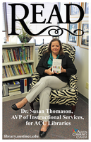 Susan Thomason, Assoc VP TLED (2017)