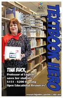 Tina Buck, Textbook Hero (2018)